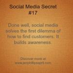 a social media plan